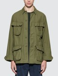 Wacko Maria Fatigue Jacket (Type-2) Picture