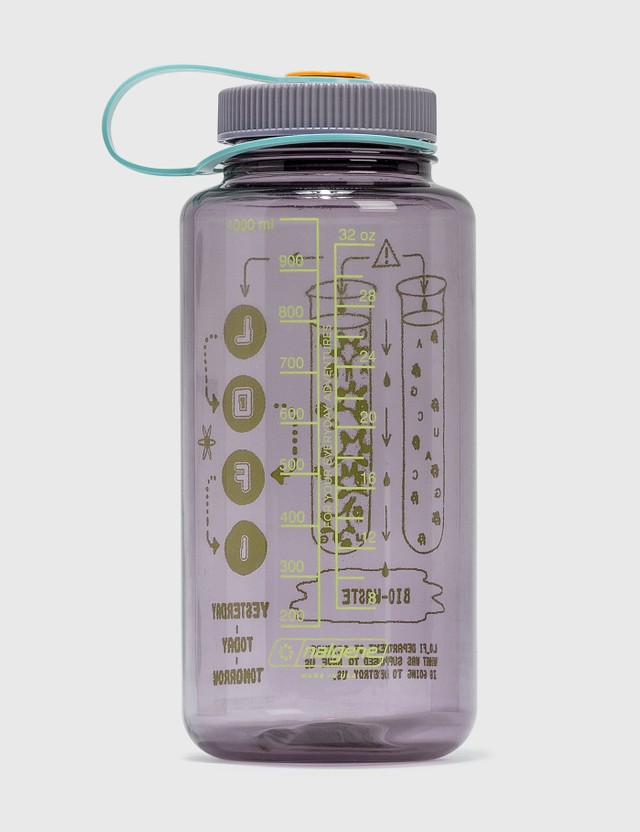 Lo-Fi Experiment Nalgene Bottle Aubergine Unisex