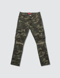 Haus of JR Clayton Cargo Biker Pants Picutre