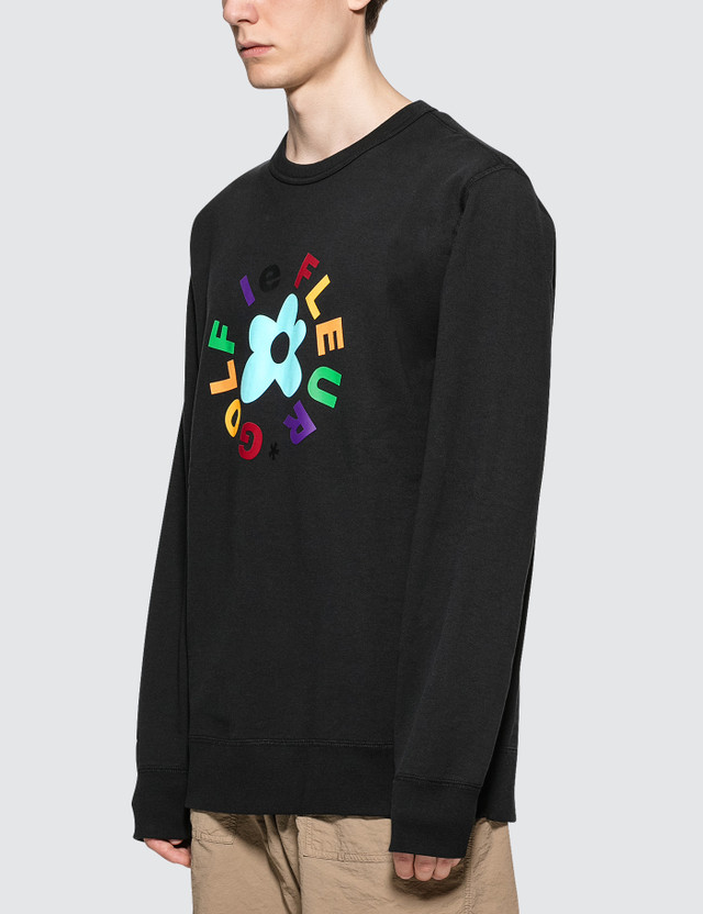 Golf Le Fleur X Converse Essentials Crew Sweatshirt