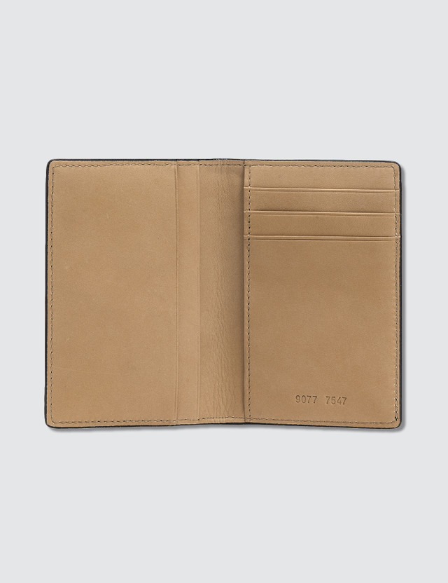 Common Projects Folio Wallet In Soft Leather