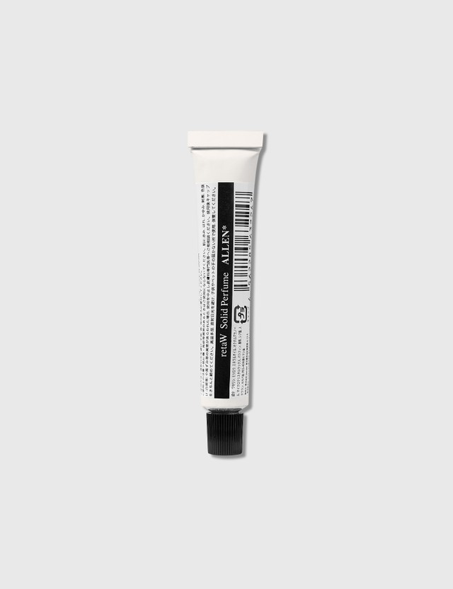 Retaw ALLEN* Solid Perfume White Unisex