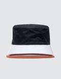 Prada PVC Popeline And Plex Bucket Hat