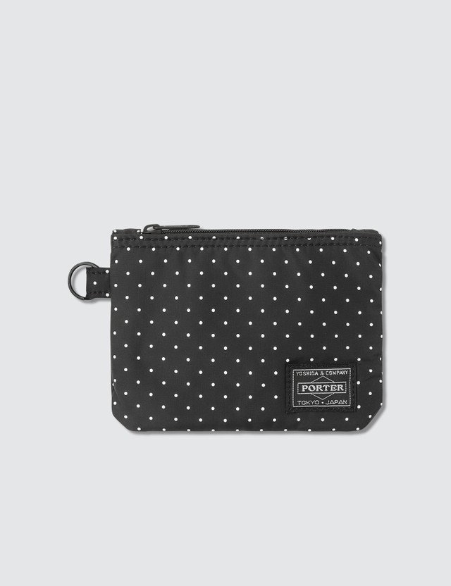 Head Porter Dot Zip Wallet