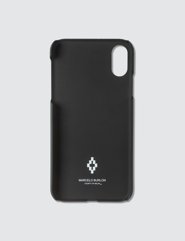 Marcelo Burlon Blue Wings iPhone XR Case