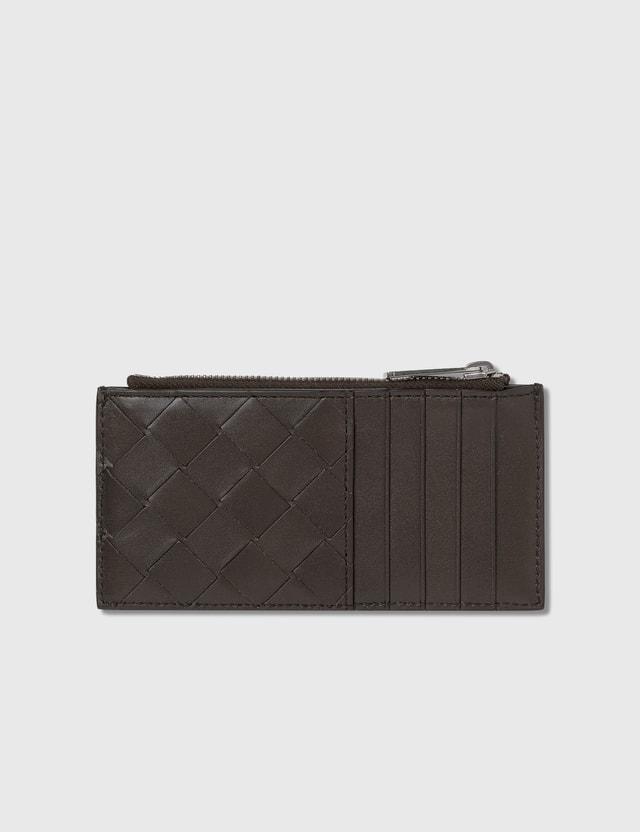 Bottega Veneta Zip Card Holder