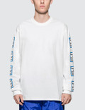 Have A Good Time Blue Arm Frame L/S T-Shirt Picture