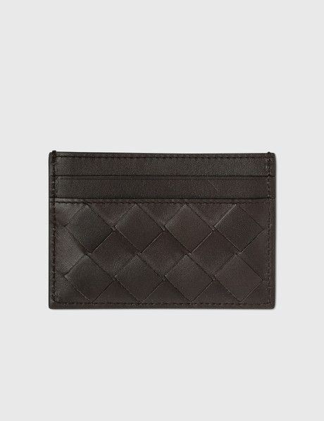 보테가 베네타 Bottega Veneta Intrecciato Leather Cardholder