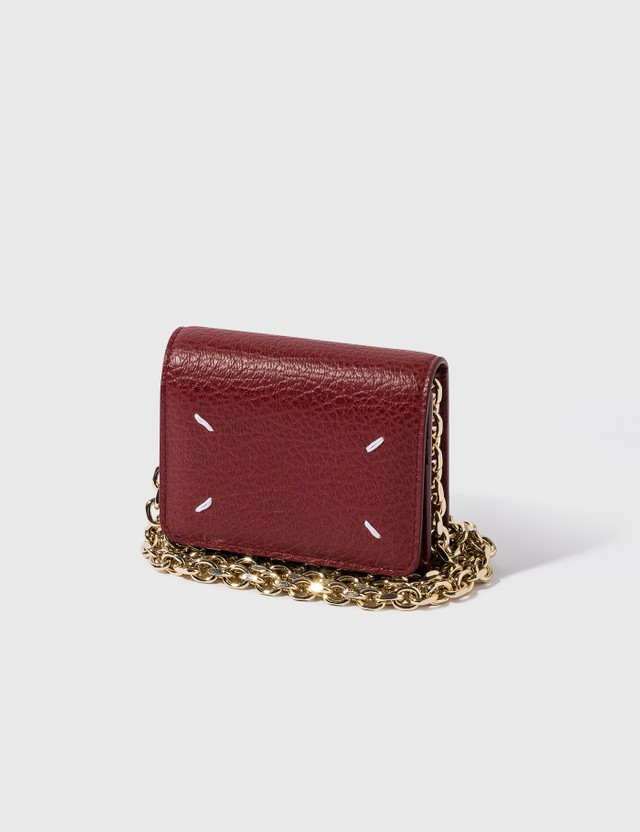Maison Margiela Small Wallet On Chain
