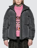 Ganni Tech Puffer Down Jacket Picture