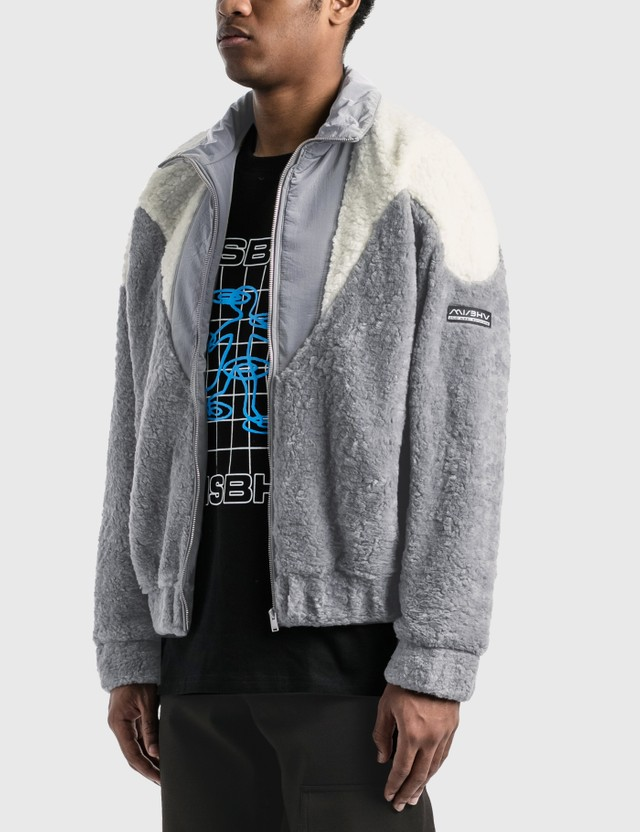 Misbhv 80's Fleece Jacket