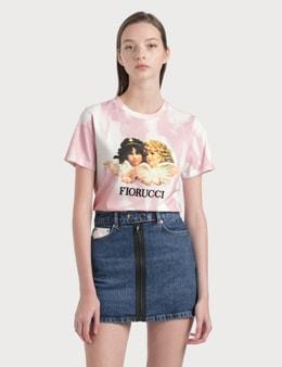 Fiorucci Tie Dye Angels T-Shirt