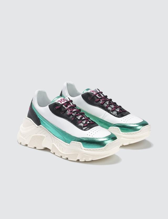 Joshua Sanders Irene Is Mint Sneakers Mint Women