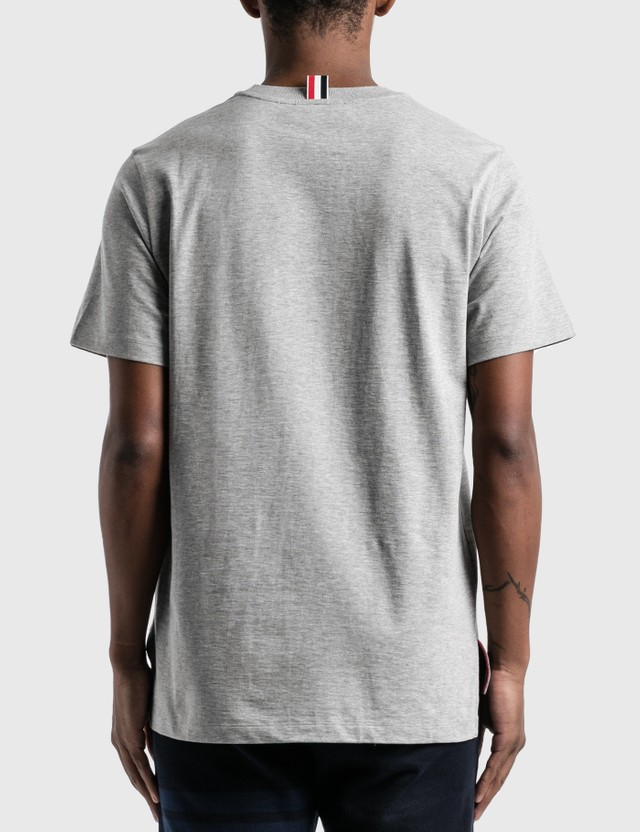 Thom Browne Side Slit Relaxed T-Shirt