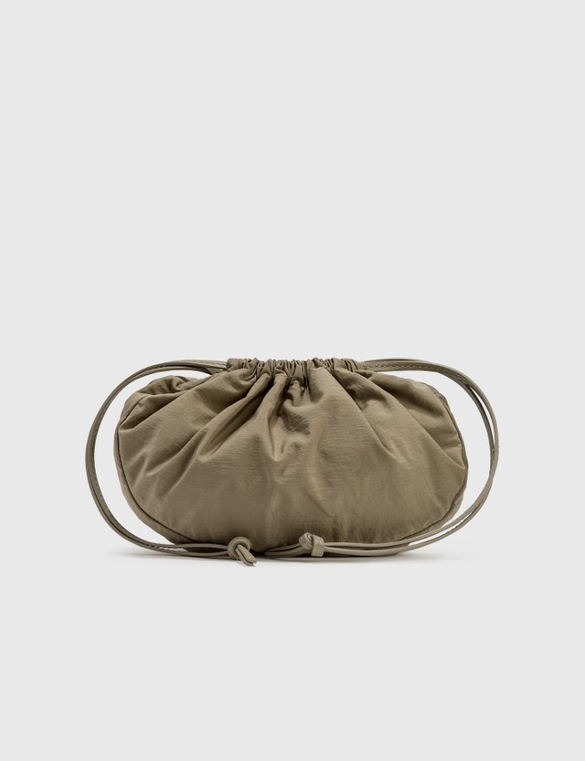Bottega Veneta The Shell Taupe-gold Women
