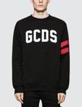 GCDS Logo Sweatshirt Picture