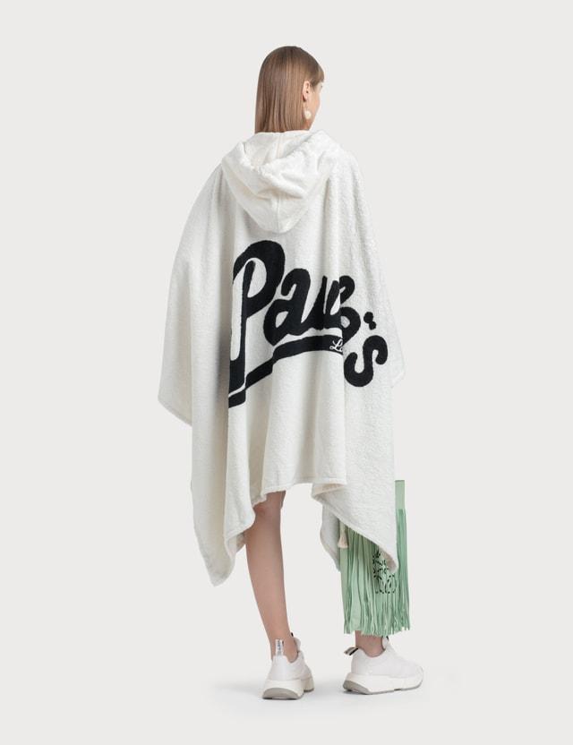 Loewe Paula Mermaid Poncho