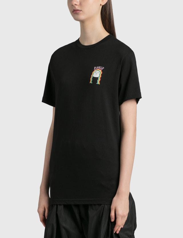 RIPNDIP Groovy Nerm T-Shirt Black Women