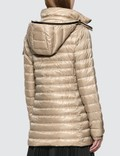 Moncler Down Jacket With Detachable Hood