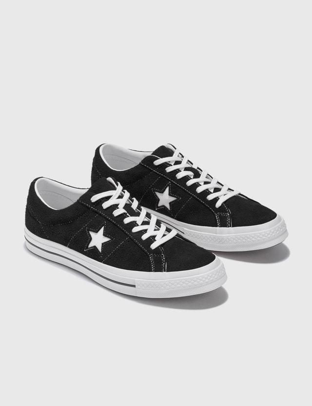 Converse One Star Black/white/white Men