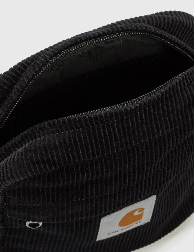 Carhartt Work In Progress Small Cord Crossbody Bag Black Men