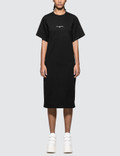 Stella McCartney Logo Short Sleeve T-shirt Dress Picture