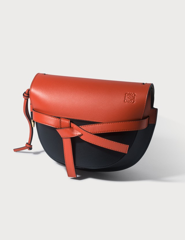 Loewe Gate Color Block Small Bag