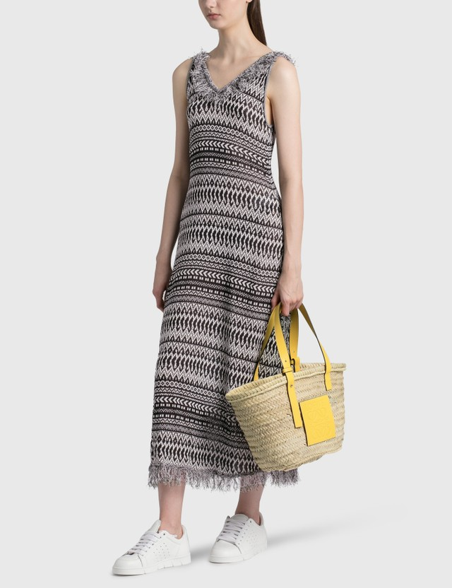 Loewe Basket Bag Yellow Women