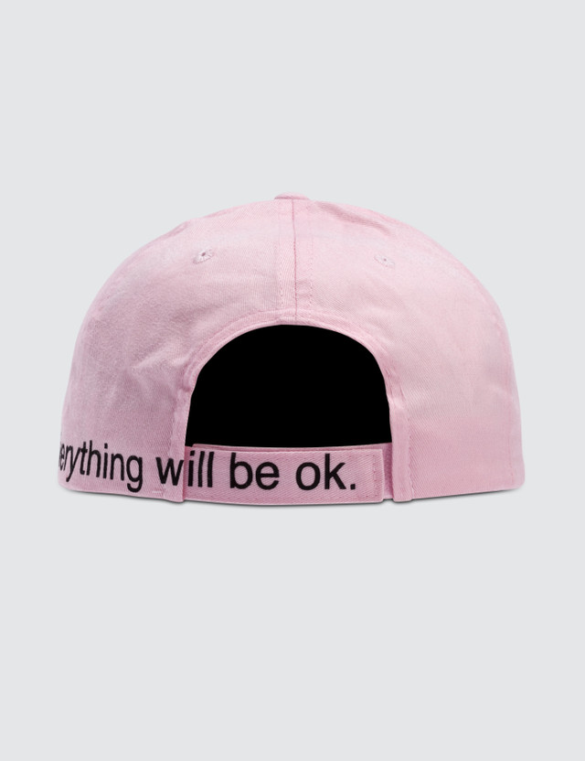 Fuck Art, Make Tees Everything Will Be OK Cap