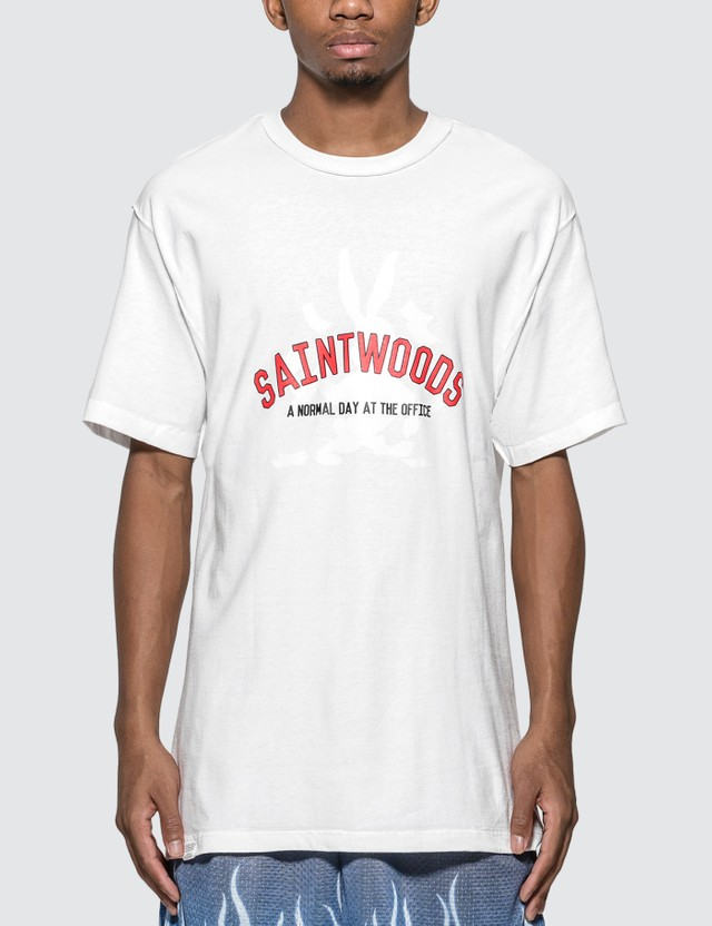 Saintwoods Normal Day Reversible T-Shirt
