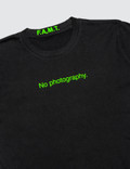 F.A.M.T. No Photography T-Shirt