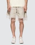 Loewe Paula Stripes Shorts Picture