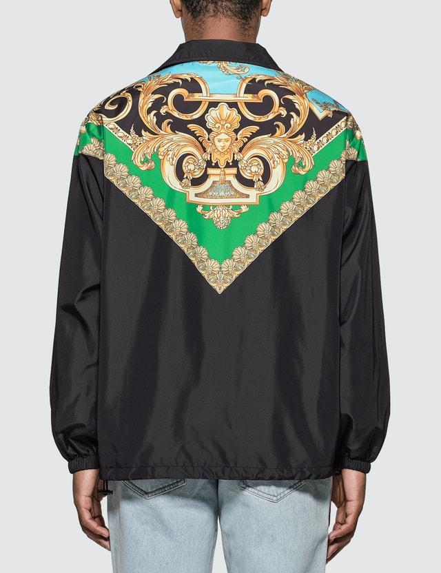 Versace Barocco Homme Print Track Jacket