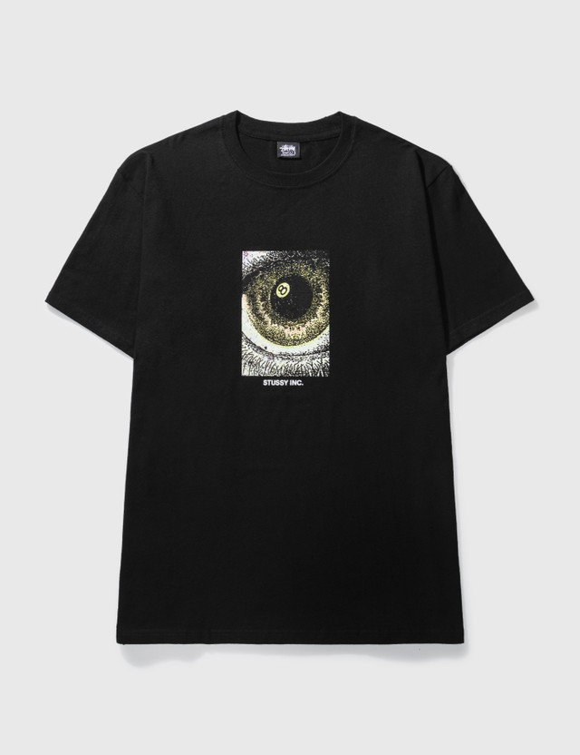 Stussy Acid Eye T-shirt Black Men