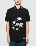Heron Preston Herons Chinese S/S Polo Picutre