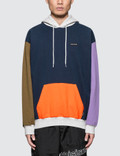 Thisisneverthat Multi Colored Hooded Sweatshirt Picture
