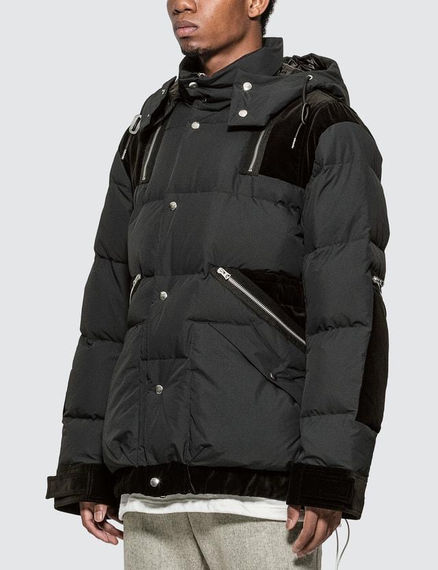 Sacai Ripstop Down Jacket