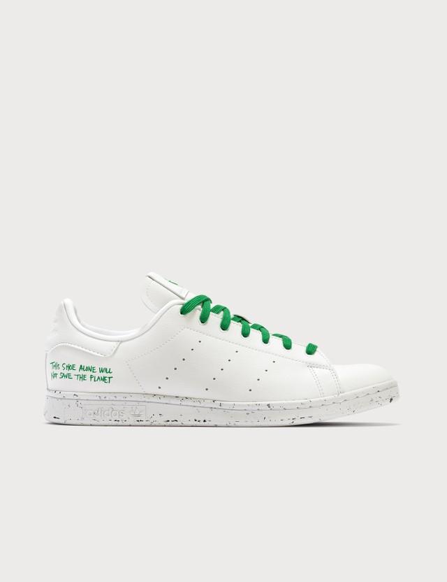 Adidas Originals Stan Smith Ftwwht/ftwwht/green Women