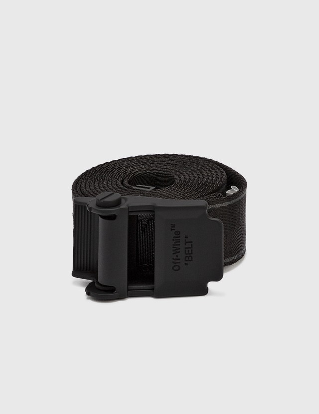 Off-White Hybrid Industrial Belt Black Black Men