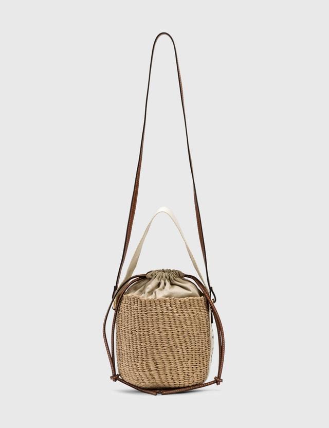 Chloé Small Woody Basket Crossbody
