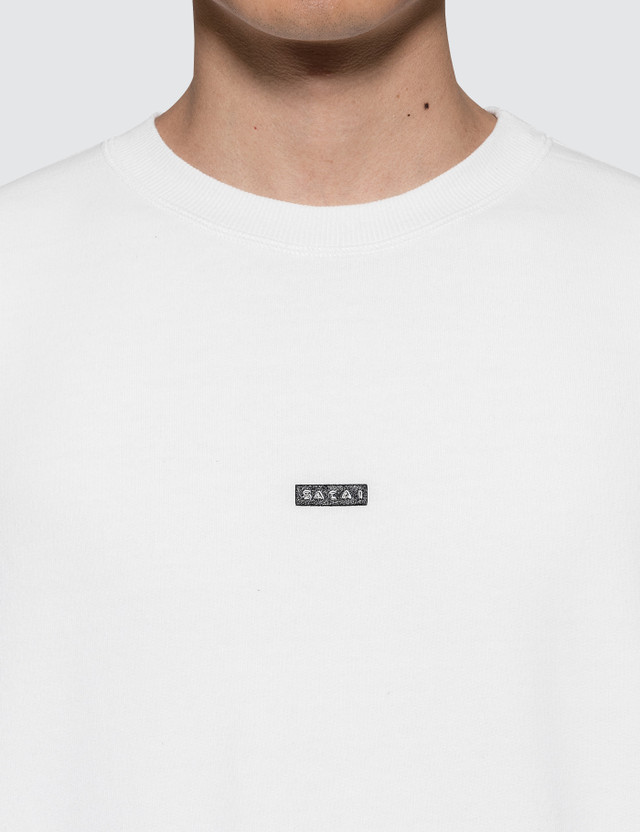 Sacai x Fragment Design Sacai Sweatshirt