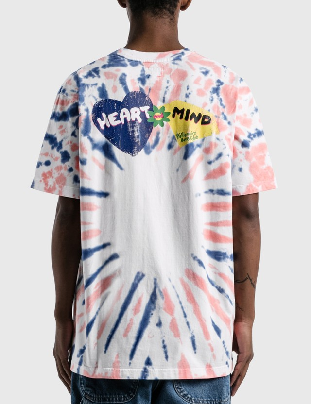 Billionaire Boys Club BB Heart And Mind T-shirt Fandango Pink Men
