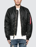 Alpha Industries MA-1 Slim-Fit Jacket Picture