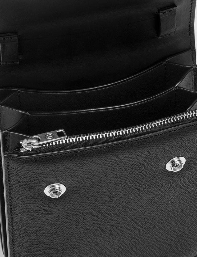 Maison Margiela Small Leather Chest Pack Black Men