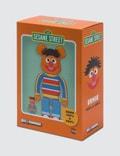 Medicom Toy Be@rbrick 100% & 400% Ernie Set