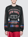 Alexander Wang Athletic Mesh L/S T-Shirt Picutre