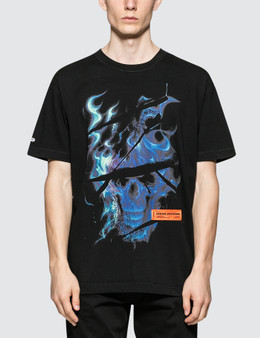 Heron Preston Skull T-Shirt