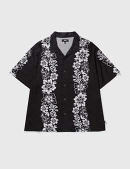 Stussy Hawaiian Pattern Shirt