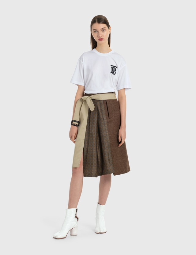 Maison Margiela Reconstructed Skirt