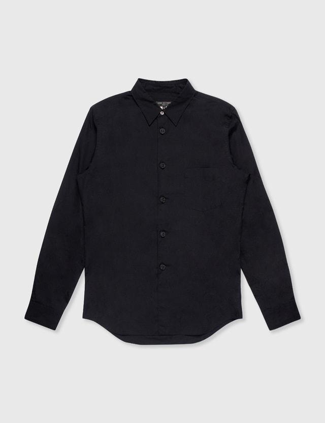 Comme des Garçons HOMME PLUS Comme Des Garçons Homme Plus Shirt Black Archives